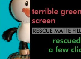 Rescue Matte Filler v1.3.1 for After Effects Free Download